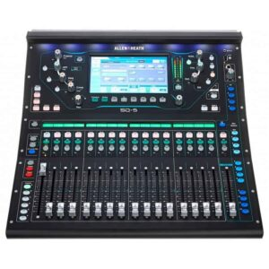 Hire Allen & Heath SQ-5 top