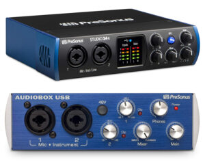 Soundcards & Interfaces